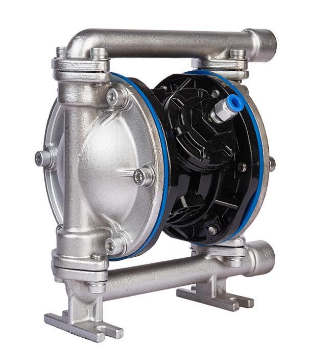 QBY3-20-25PF304不锈钢气动隔膜泵