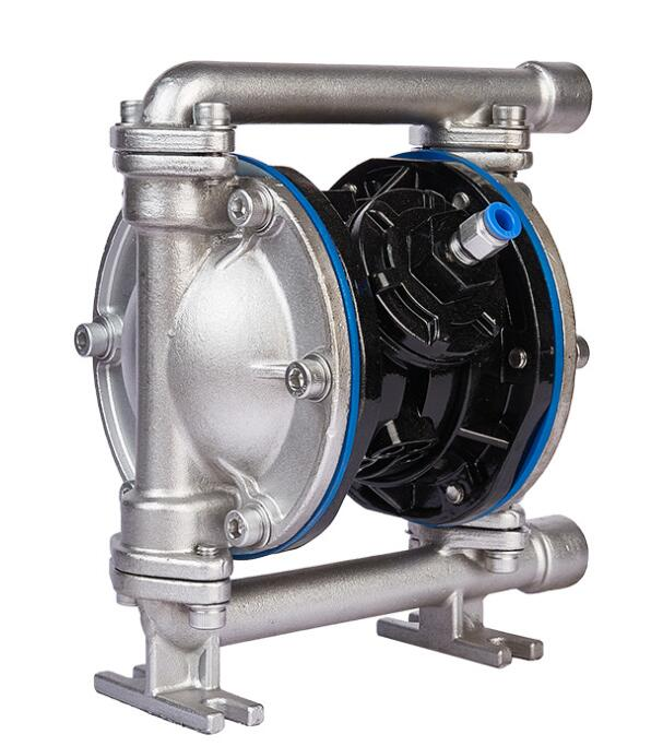 QBY3-25APF304不锈钢气动隔膜泵