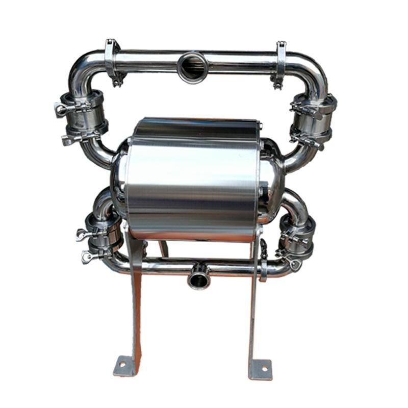 DYQW-19卫生级气动隔膜泵